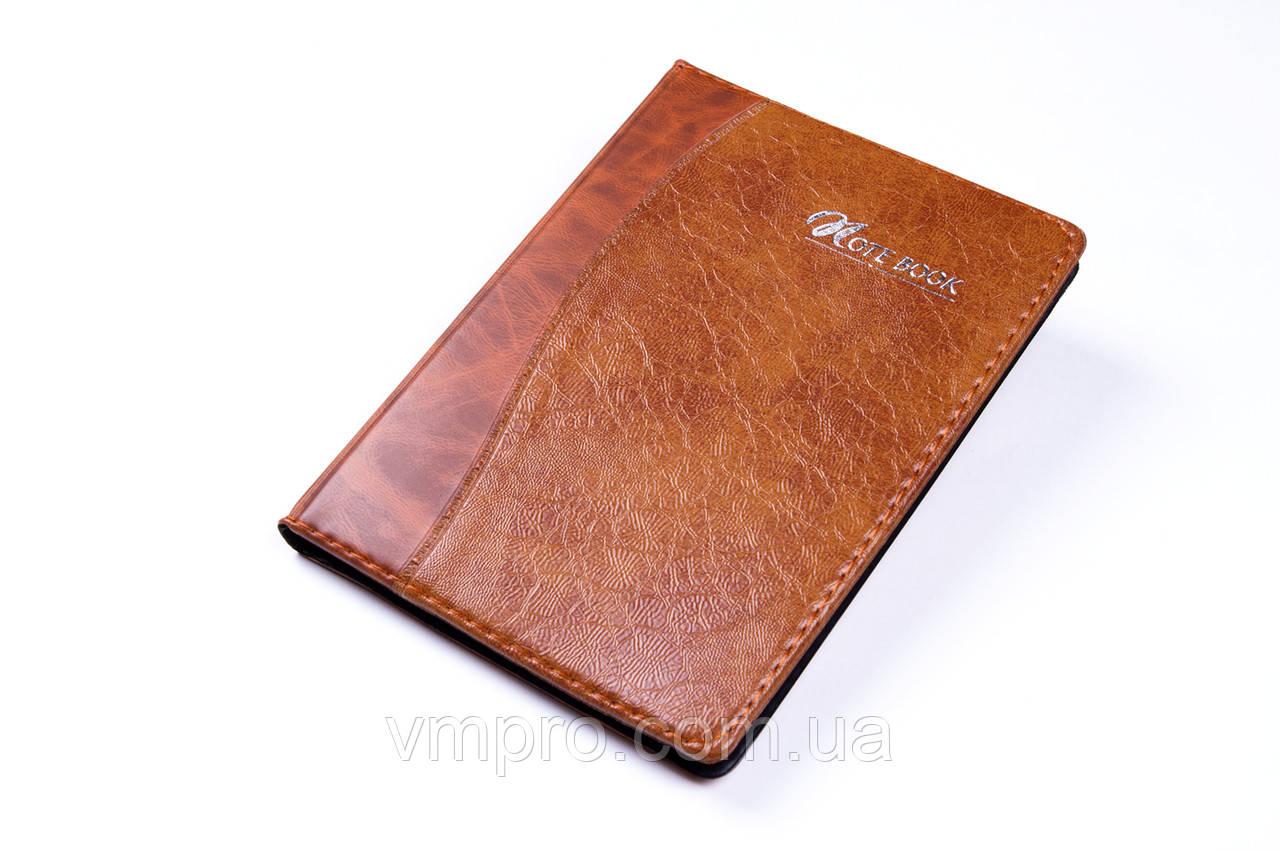 Блокнот у клітинку (13×18 см), 90 лис. №5604-36K, записна книжка