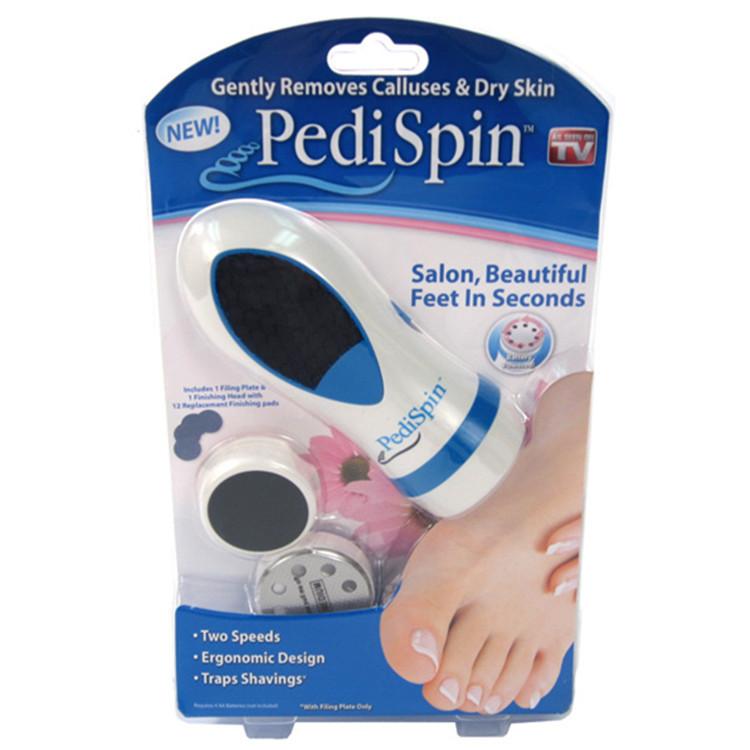 Прибор для педикюра Pedi Spin электрическая пемза