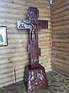 Церковна голгофа, 2,3м, фото 5