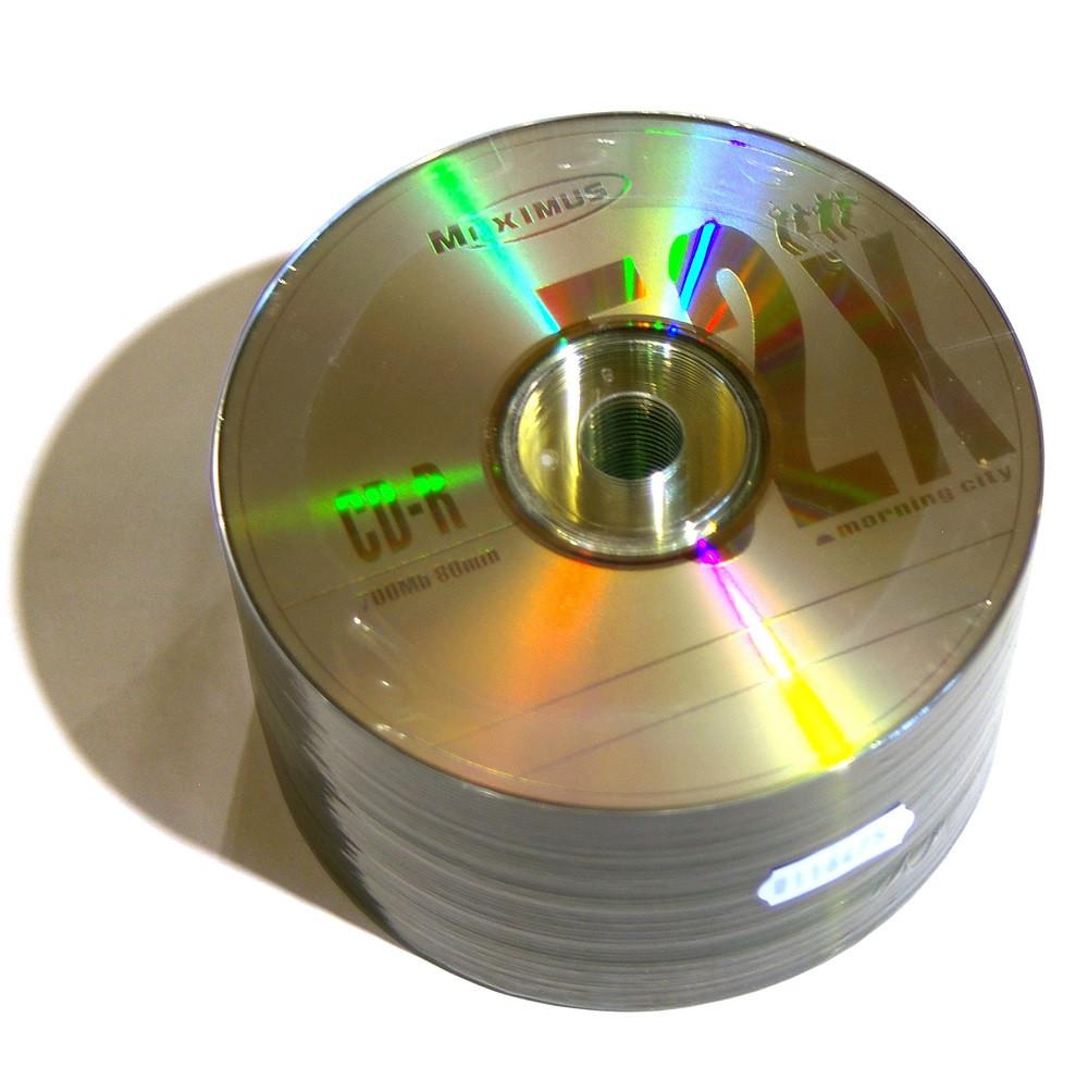 CD-R Maximus  80 52x ( 50 шт )