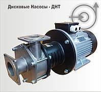 Дисковый насос ДНТ-М 170 30-20 ТУ для нефильтрованного масла с крупными включениями.