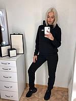 Женский спортивный костюм из трехнити на флисе, фото 1