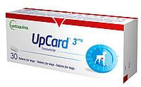 Апкард (Upcard) диуретик для собак, 3 мг 10 таб. (Торасемид), фото 1