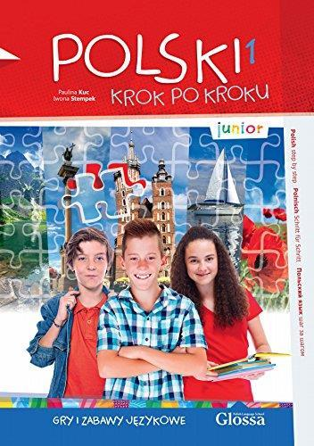 Polski krok po kroku Junior Gry i zabawy językowe