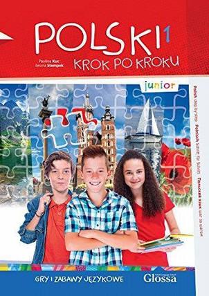 Polski krok po kroku Junior Gry i zabawy językowe, фото 2