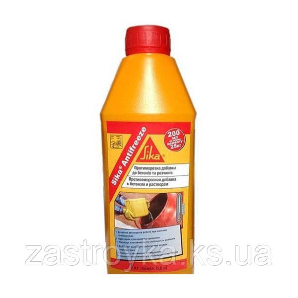 Пластификатор Sika Antifreeze, 1 кг