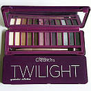 Тени для век Beauty Creations TWILIGHT EYESHADOW PALETTET, фото 2