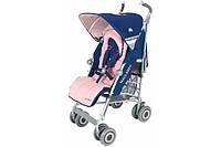 Прогулочная коляска Maclaren Techno XLR Medieval Blue/Blush Pink (WDN15012)