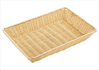 Корзина для хлеба прямоугольная FoREST 40,5*28,5*8 см