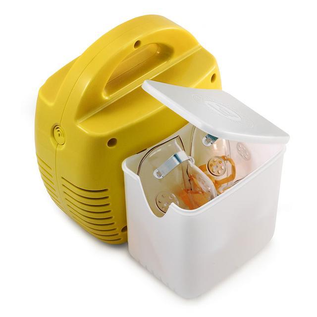 Ингалятор компрессорный ID-211С желтый