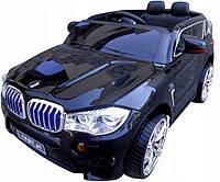 Детский электромобиль CABRIO B6 Eva на пульте управления Черный