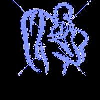 Виниловая наклейка  -мама с ребенком(минимальный размер 20 см ширина)