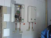 Монтаж котлов електрических