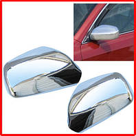 Хром накладки на зеркала Toyota Camry 40 (2006 - ...)