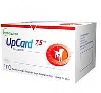 Апкард (Upcard) диуретик для собак, 7.5 мг 10 таб. (Торасемид), фото 1