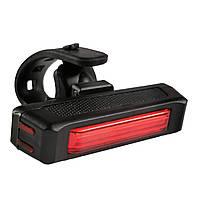 """Фонарь """"Стоп"""" Comet USB 100 Lumens для велосипеда"""