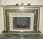 Мраморный портал (камин)