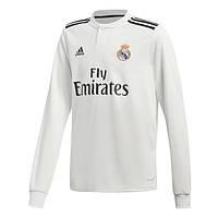 Футбольная форма Реал Мадрид с длинным рукавом 18/19 сезона, домашняя