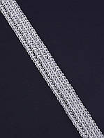 060647 Нитка Чешский хрусталь 36 см. 3,5 мм. (Без замка)