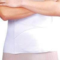 Поясничный корсет с биофотонами Хуа Шэн для похудения фигуры в области брюшного пояса.