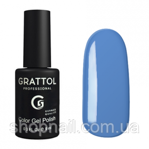 Grattol Gel Polish Light Blue №013, 9ml