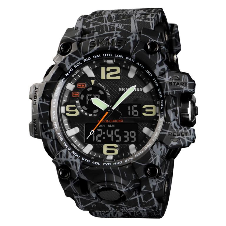 Тактические мужские часы Skmei 1155 HAMLET