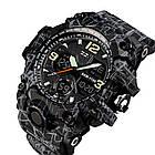 Тактические мужские часы Skmei 1155 HAMLET, фото 3