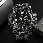 Тактические мужские часы Skmei 1155 HAMLET, фото 4
