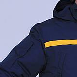 Куртка МЧС нового образца, Куртка ДСНС, куртка Рятувальник, фото 8