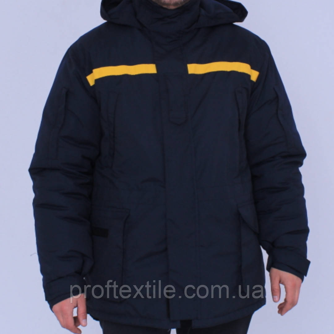Куртка МЧС нового образца, Куртка ДСНС, куртка Рятувальник