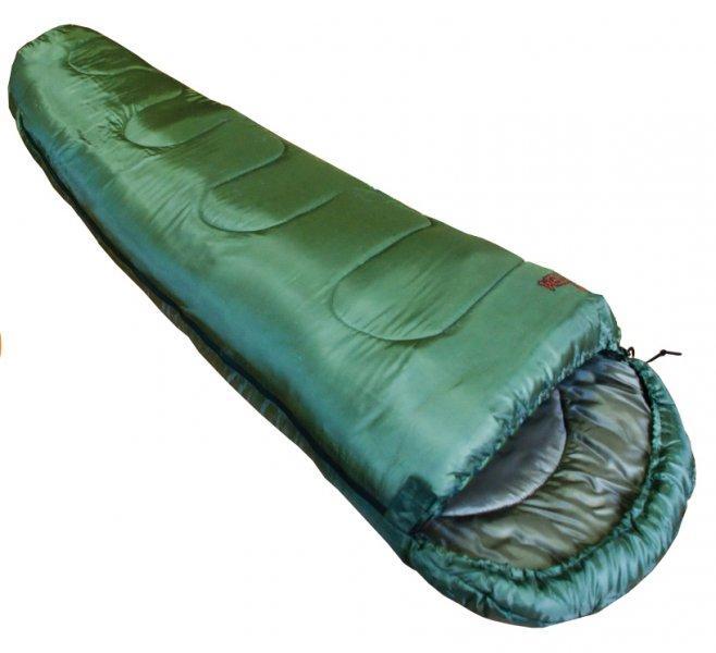 Спальний мішок Totem Hunter R Green (спальник)