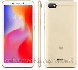 Смартфон Xiaomi Redmi 6A 16Gb Gold EU, фото 3