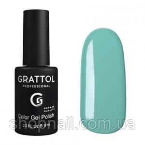 Grattol Gel Polish White Blue №017, 9ml, фото 2