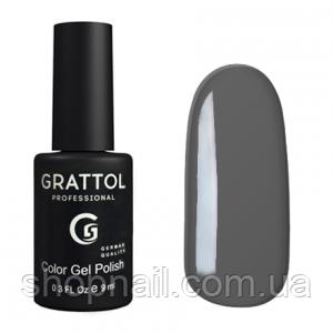 Grattol Gel PolishGrey №018, 9ml