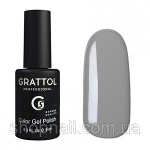Grattol Gel Polish Pastel Grey №019, 9ml