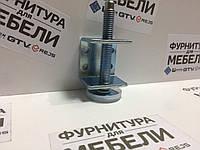 Опора регулируемая для шкафа-купе М10 - 80 мм
