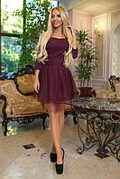 """Стильное платье мини """" Лас-Вегас """" Dress Code , фото 1"""