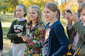 Квест в Киеве на 10 человек 13 лет от Склянка мрiй