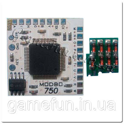 PS 2 CHIP MODBO 750