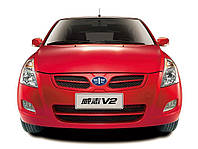 Защита картера двигателя и кпп Faw V2  2011-