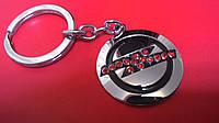 Брелок для ключей металлический оригинальный марка авто опель Opel