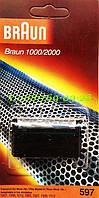 Ножевой блок Braun-1000/2000 (для моделей серии 1000/2000)