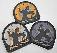 Шеврон Zombie hunter