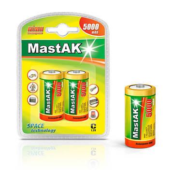 Аккумулятор MastAK R14 ( 1,2v 5000mAh Ni-Mh)