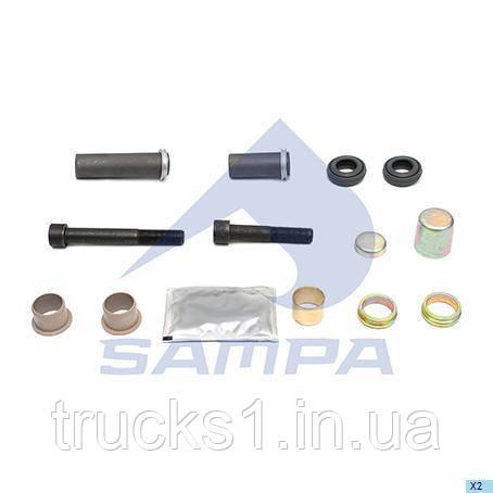 Р/к суппорту гальмівного (направляючі) Renault 095.606 (SAMPA)