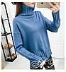 Женский свитер с высоким горлом, фото 6