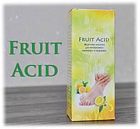 Fruit Acid 115 ml  Фруктовая кислота для маникюра и педикюра, BioGel, Необрезной маникюр и педикюр