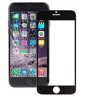 Стекло для iPhone 6 plus Original black