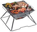 Гриль на углях Kovea Magic I Stainless BBQ KCG-0712 (360х50х200мм), нержавеющая сталь, фото 2