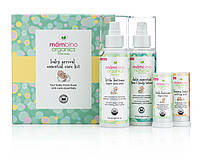 Набор для новорожденных Mambino Organics,4 ед.